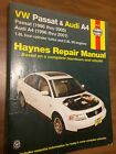 Repair Manual Haynes 96023 VW Passat 1998-2005 Audi A4 1996-2001 1.8L