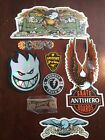 Anti Hero Spitfire Real Skateboards Sticker Lot Tool Eagle Thunder