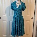 ModCloth Hell Bunny Vintage Style Harriet Dress XL