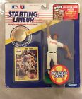 1991 Kenner Starting Lineup Dave Justice - Atlanta Braves extended series coin
