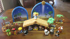 Fisher Price Little People Nativity set with backdrops 21 pcs