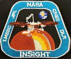 RARE InSight Mars Mission NASA JPL Space Patch 3