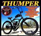 COMPLETE THUMPER 50 80 CC GAS MOTOR ENGINE  26 BIKE BICYCLE MOPED SCOOTER