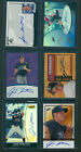 Josh Hamilton Auto RC Lot 1999 2000 2001 Finest Refractor SP Bowman Best Topps