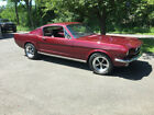 1965 Ford Mustang 1965 Ford Mustang Fastback V8