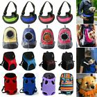 Outdoor Backpack Shoulder Bag Pouch Travel Pets Dog Puppy Cat Carrier Bag Sling