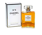 Chanel No.5 3.4 oz 100 ml Women's Eau de Parfum Spray BRAND NEW IN BOX