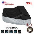 XXXL Waterproof Motorcycle Cover For Harley Electra Glide Classic EFI FLHTCI US
