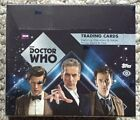 2015 Topps Doctor Who Hobby Box Sealed