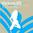 Various Artists : V2arious 3: Dancemusic Modernlife CD disc only #G292