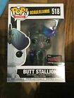Funko Pop Butt Stallion Borderlands NYCC SHARED Exclusive In Hand + Protector