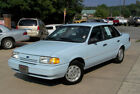 1992 Ford Tempo 1-OWNER 28K below $6000 dollars