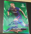 2017-18 Topps Chrome UEFA Champions League Soccer Cards 55