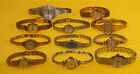 [Lot of 11] Women's Classic SEIKO, TIMEX Mechanical Hand-Wind Watches