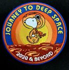 APOLLO 10S 50th ANNIVERSARY SNOOPY NASA SPACE PATCH MOON LANDING