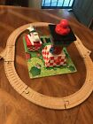 Thomas Friends Wooden Railway Train Tank Engine Sodor Airfield Harold Helicopter