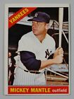 Comprehensive Guide to 1960s Mickey Mantle Cards 152