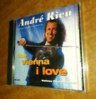 André Rieu - The Vienna I Love: Waltzes From My Heart (CD, 1996, Philips) sealed