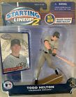 Starting Lineup 2 Todd Helton Colorado Rockies With 2001 Baseball Card.
