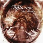 Affliction - One Reality CD Melodic Death Metal from Turkey ffo Edge of Sanity
