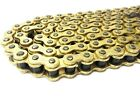 Derbi Derbi 50 Senda R Racer HD Motorcycle Chain GOLD 420 130 Links