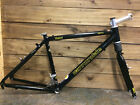 Cannondale F900 CAD2 26 Mountain Bike frame and fork large vintage USA made