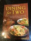 Weight Watchers Dining For Two Recipe Cookbook Healthy Diet Meals 150 recipes
