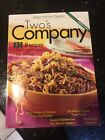 Weight Watchers TWOS COMPANY 131 Recipes 2001