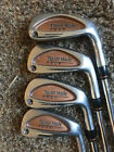 RH Mens Taylormade Golf Burner Tour Irons 6 7 8 9 S 90 Precision Rifle steel