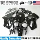 Black/Unpianted Fairing Kit for Kawasaki Ninja ZX12R 2000 2001 Injection Bodywok
