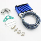 Oil Cooler Cooling Radiator For 50cc 70cc 90 110cc 125cc Dirt Pit Bike ATV Blue