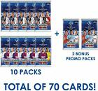 2019-20 Topps UEFA Champions League Match Attax Cards - Checklist Added 13