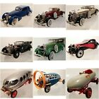 Old Antique Vintage Collectible Toy Cars Diecast Metal Model Cars 1 43 Scale Lot