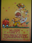 UNUSED greeting card Mary Engelbreit THANKSGIVING The Blessing of Friends