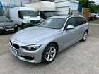 2013 BMW 320D SE TOURING XDRIVE AUTO LEATHER DRIVE AWAY LIGHT DAMAGED SALVAGE