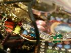Jewelry grab bag 16 lbs necklacesbracelets earrings Assorted styles materials
