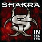 Shakra - Infected - CD - New