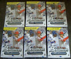 6 2019 Bowman Platinum Blaster Box Lot Factory Sealed Boxes w ICE Pack