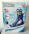 Ravensburger 3D Puzzle Sneaker Galaxy 108 Pieces 11 219 7 Sneakerhead NEW SEALED