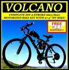 VOLCANO 80CC Gas Motor COMPLETE ENGINE  A 27 BIKE BICYCLE SCOOTER KIT MOPED DIY