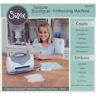 Blanco Y Gris 660950 Texture Boutique Embossing Machine White Grey