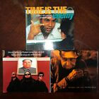 Shawn Lane 3 CD LOT: Time Is the Enemy, Personae, Temporal Analogues of Paradise