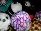 TY BEANIE BABIES BALLZ BALLS NO HANG TAG KITTY MICKEY BEE CHIPMUNKS BUNNY MORE