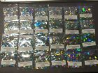 Solvent Resistant Holo Shape Glitter You Choose Color Nail Art Acrylic Gel Body