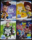 TOY STORY 1 2 3 4 - COMPLETE SET OF 2019 BLU-RAY