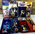 Starting Lineup Vintage 1990s Action Figures Lot Of (4) Mourning Sammy Sosa New