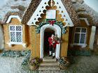 LILLIPUT LANE COTTAGE - Christmas Lodge Collection -