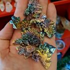 Small Bismuth Crystal Specimens Lot of 10 with free shipping