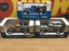 LIBERTY CLASSICS Amoco PROMO 1937 Chevrolet Tanker BANK COMPLETE SET LOT of 3