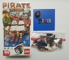 Lego game 3848 pirate plank complete